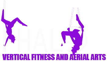 Halo Vertical Fitness and Aerial Arts. Pole fitness classes in Accrington & Rossendale